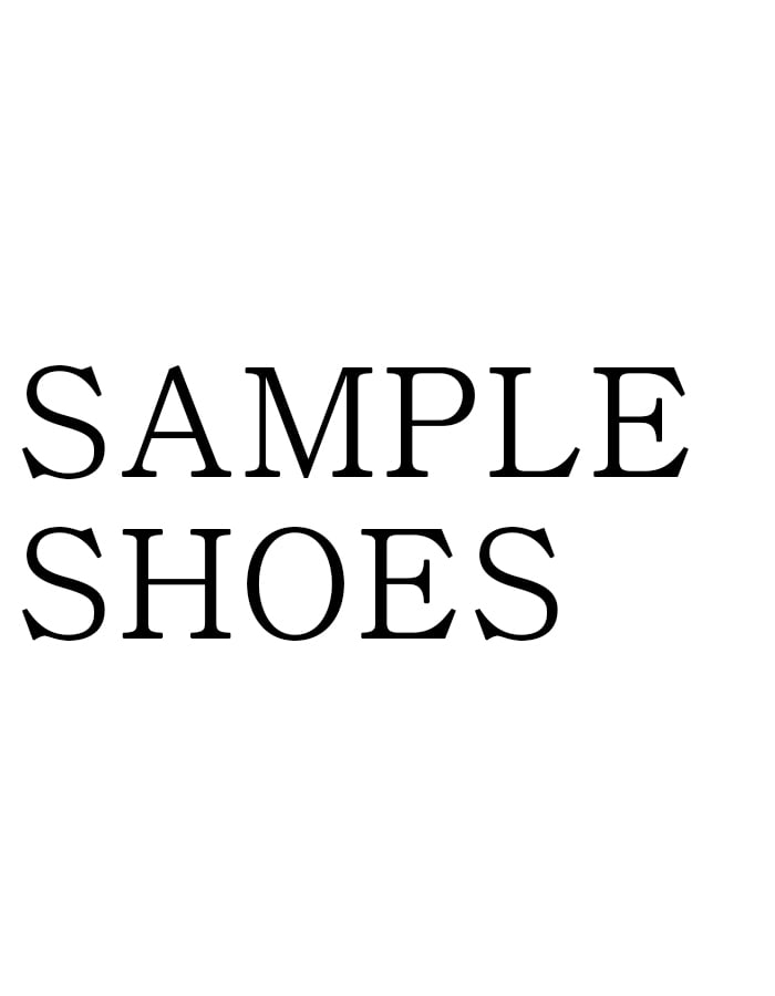 SAMPLE SHOES