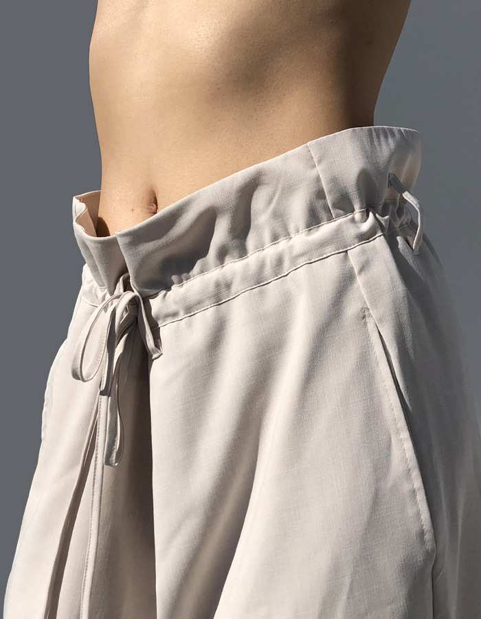 UNISEX STRING PANTS (2 COLOR)