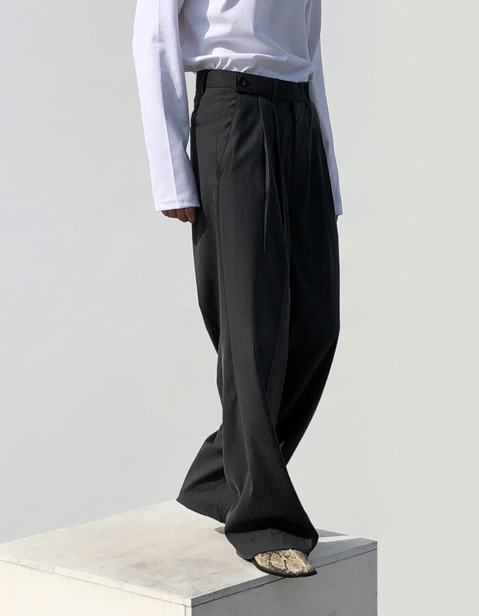 UNISEX GURKHA SLACKS (3 COLOR)