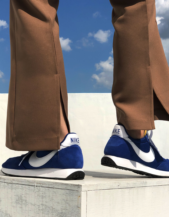 NEW-TRO BOOTS CUT SLACKS (3 COLOR)