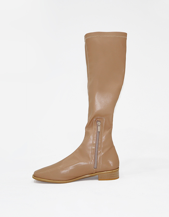 SPAN LONG BOOTS (3 COLOR)