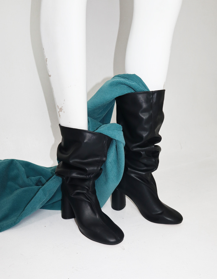 FLEXIBLE LONG BOOTS (2 COLOR)