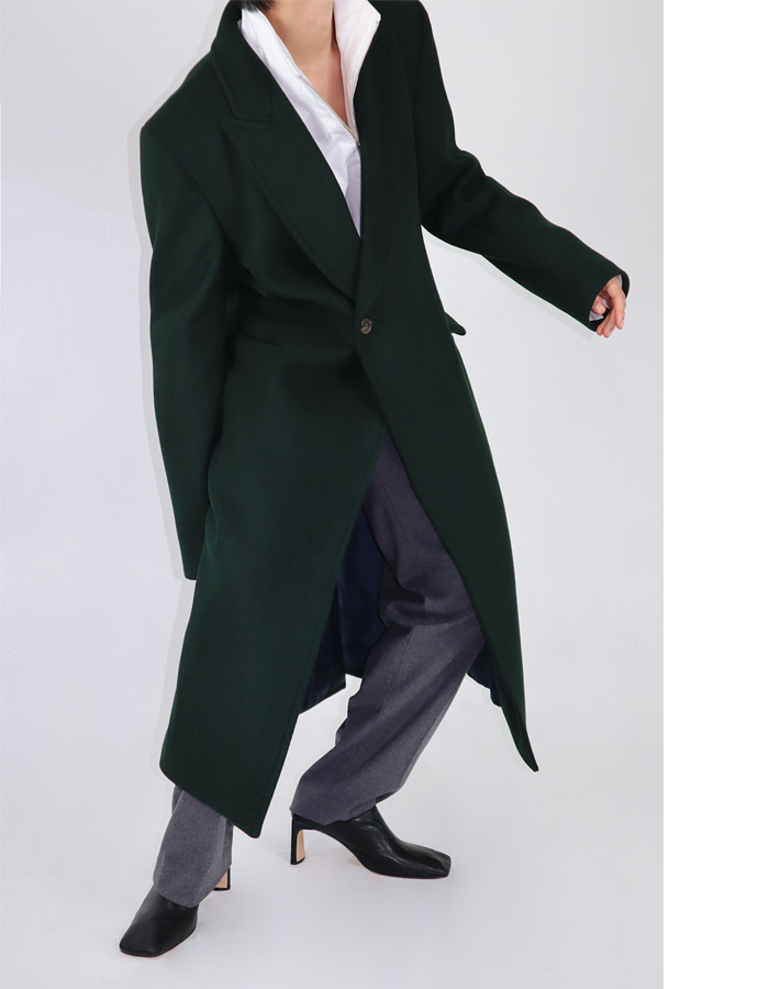 [Cmnm collection] Dinner coat (Avocado)