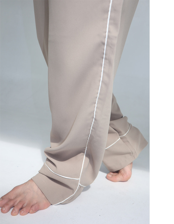Piping Banding Pants (2 Color)